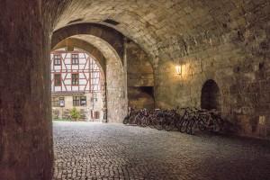 Burg Nürnberg - Vorsicht, der Link führt zum Foto im vollen Format